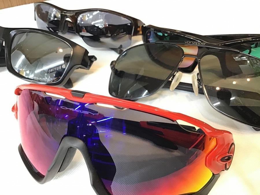 【オークリー】紫外線の強い味方!高機能サングラス特集!