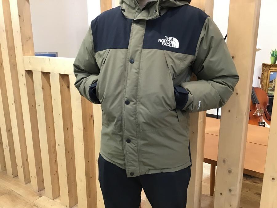 THE NORTH FACE (ザ ノースフェイス) 秋・冬ジャケットをご紹介!