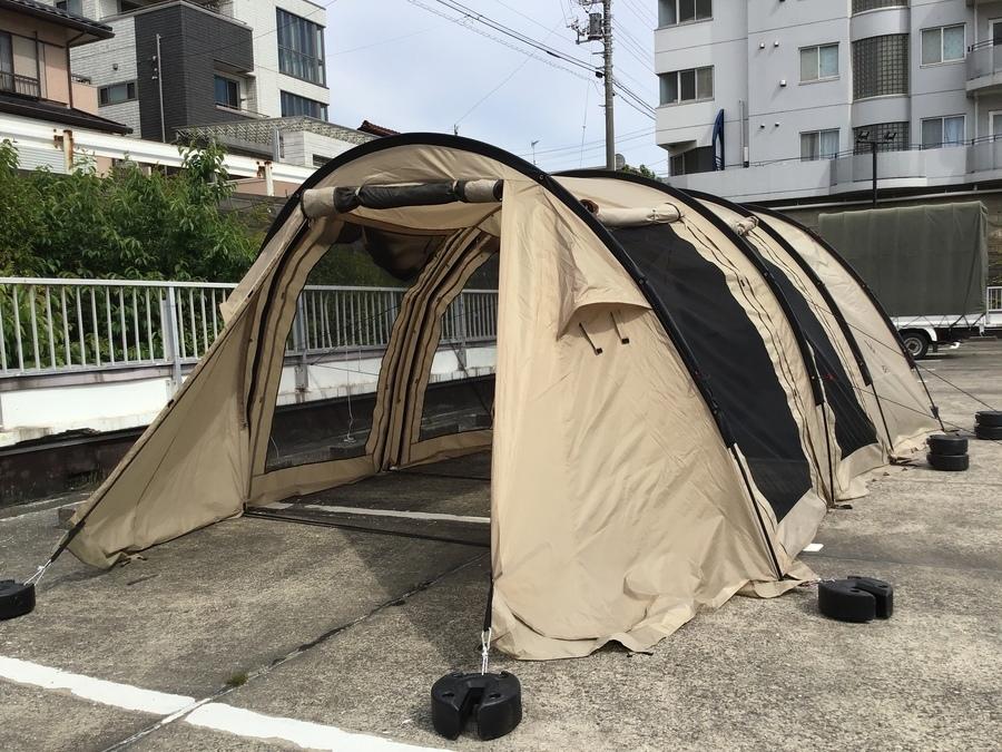 【DOD買取】大人気!DODのカマボコテント2のご紹介!