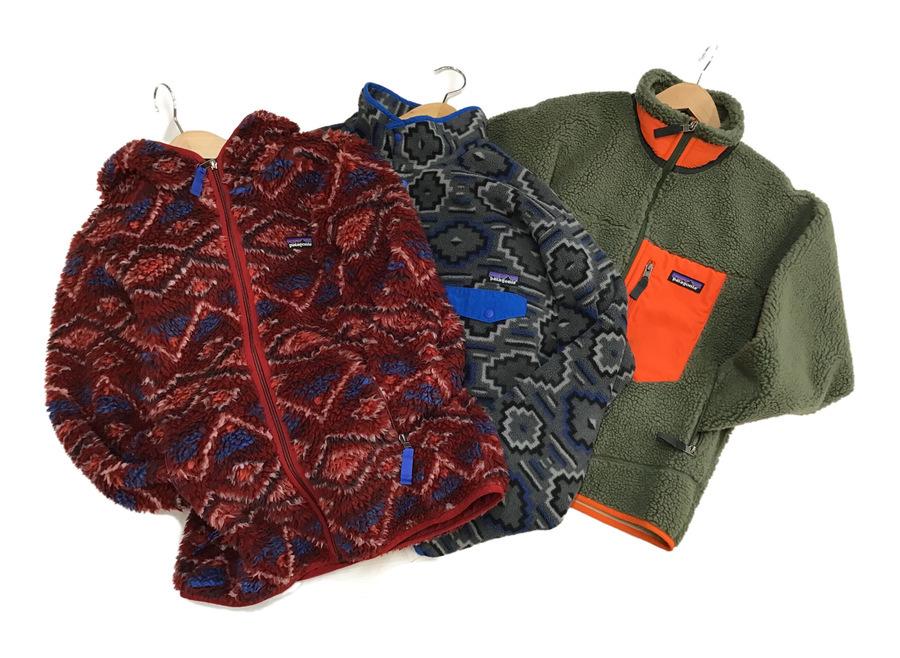 【スマホで購入OK】秋冬の準備お済みですか?毎年人気のパタゴニア フリース特集!