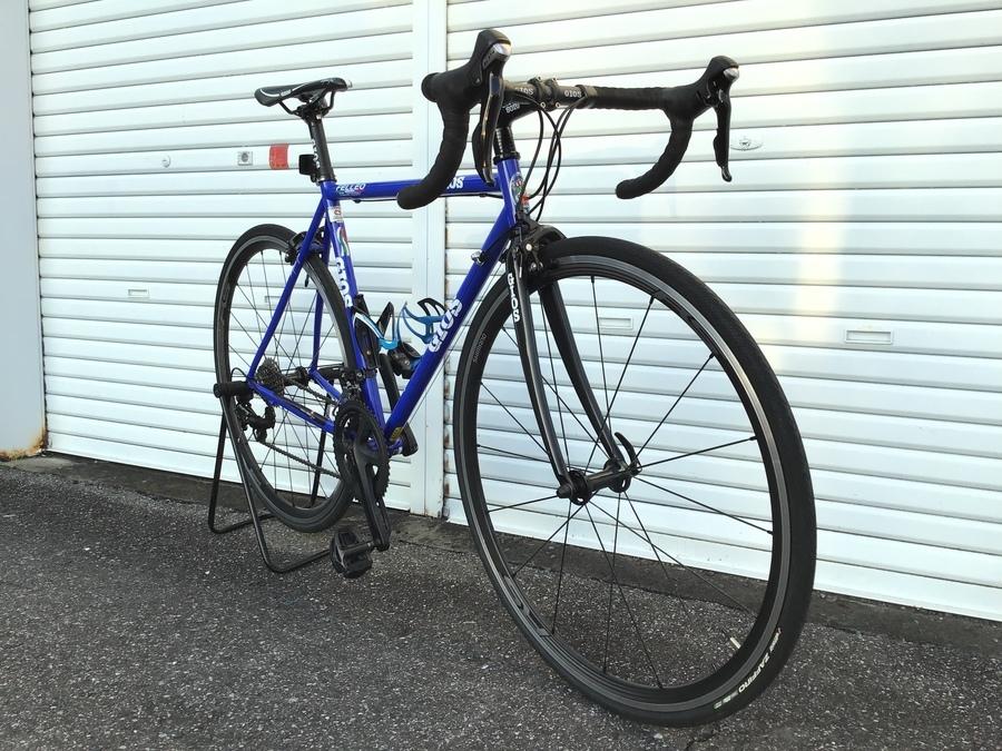 オシャレな自転車で通勤や通学はいかが? GIOS(ジオス)のFELLEO(フェレオ)