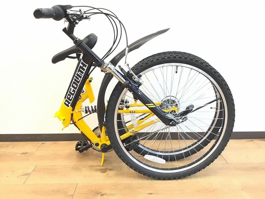 自転車のサイクル