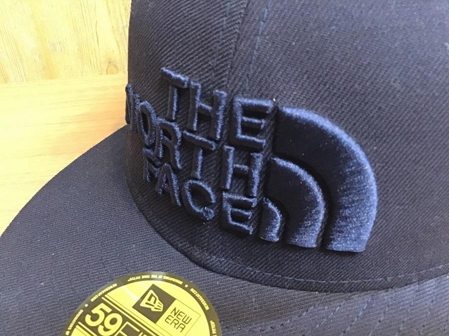 帽子のノースフェイス