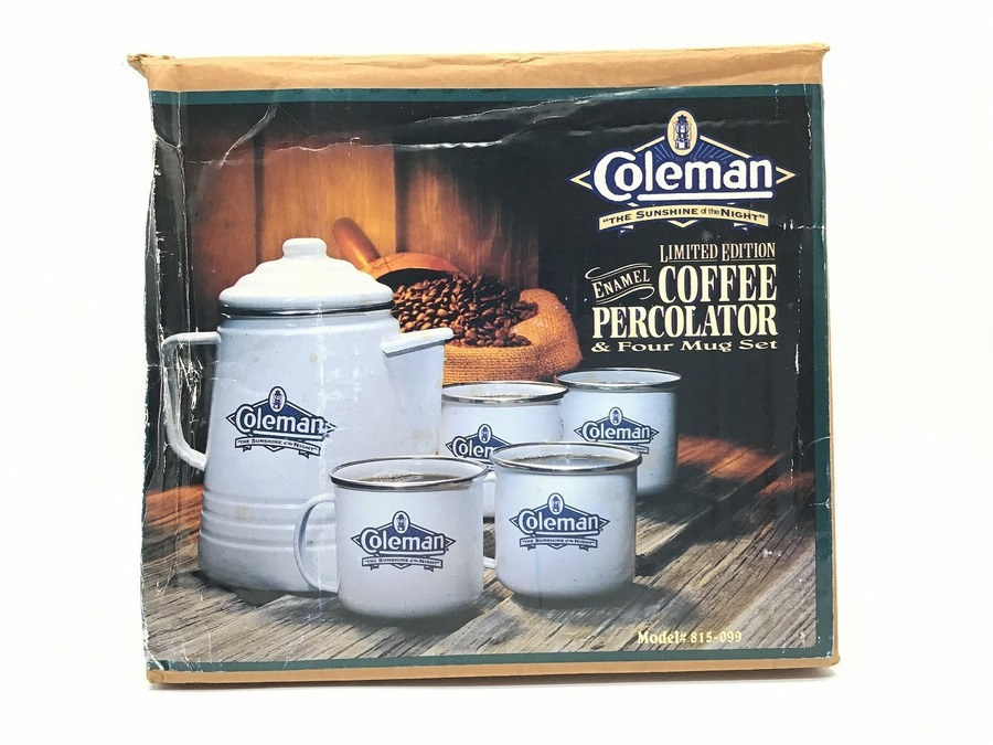 BBQ用品のコーヒー用品
