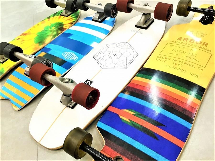 スポーツ用品のスケートボード