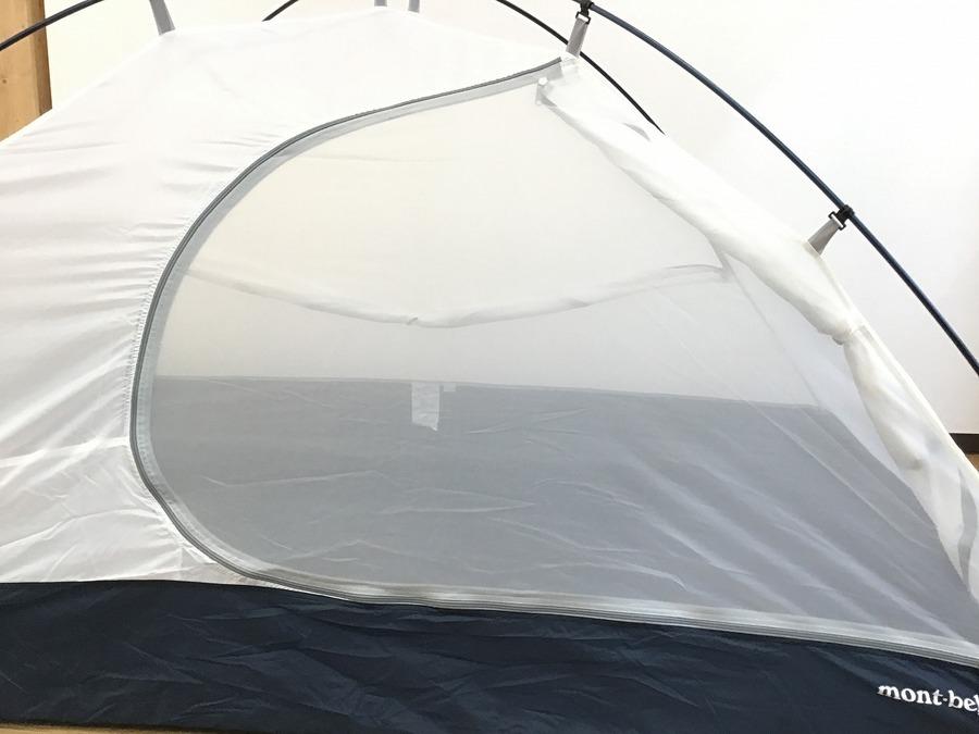 モンベルの幕張 キャンプ用品