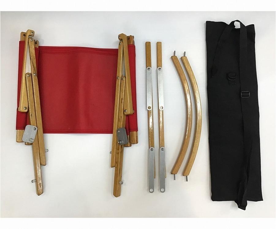 アウトドアチェアの幕張 キャンプ用品