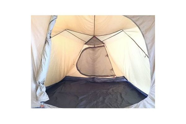 テントの幕張 キャンプ
