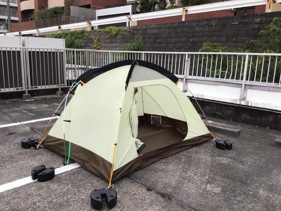 キャンプ用品のSNOW PEAK
