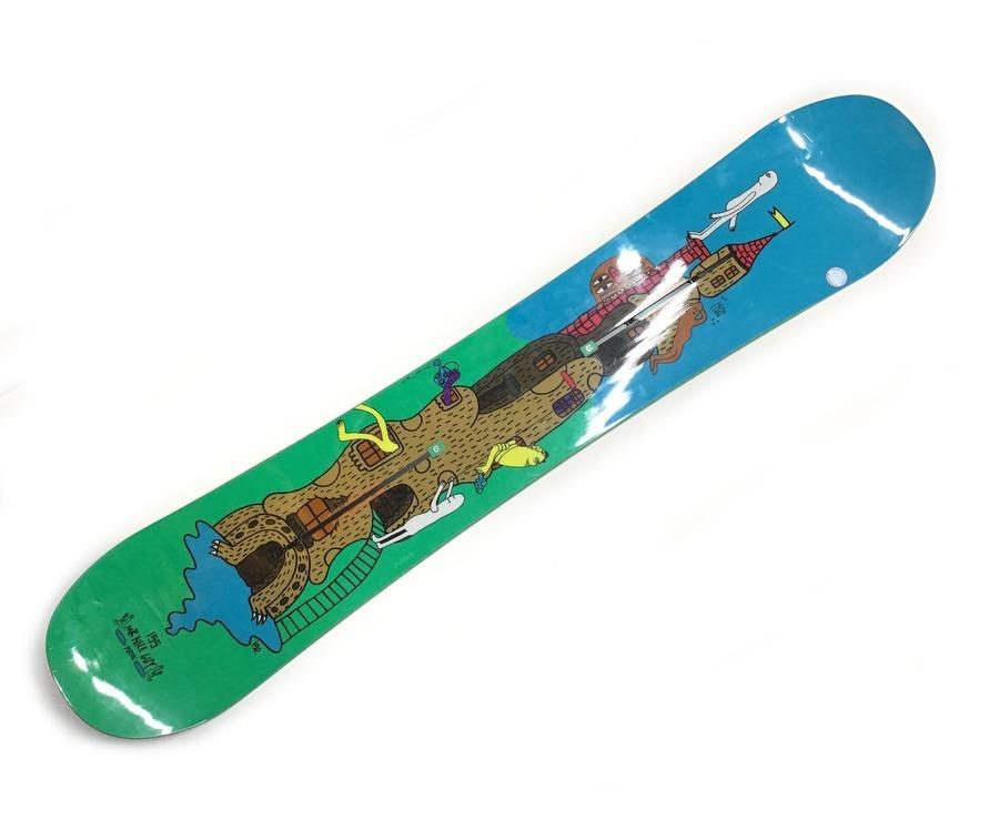 スノーボード買取