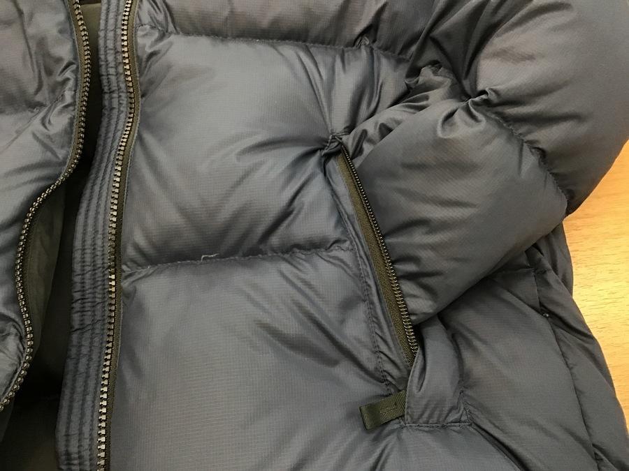 ヌプシジャケット