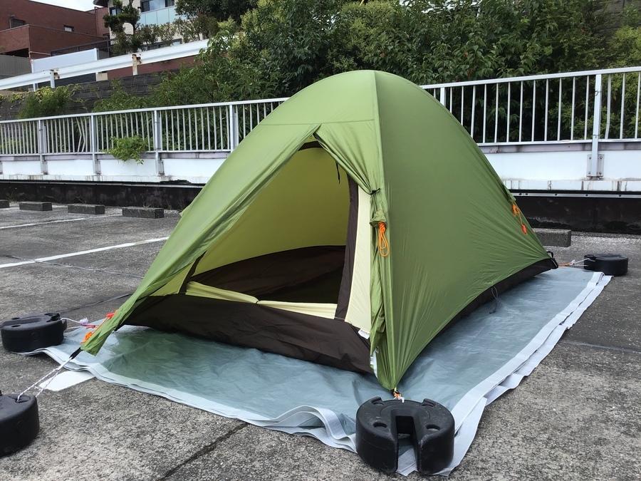 テントのARAI TENT