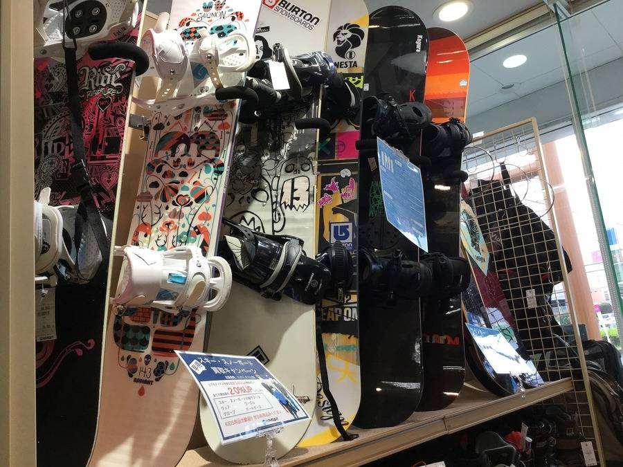 【TFスポーツ岩槻店】スノーボード続々入荷中♪【中古スポーツ用品】【中古ウィンター用品】