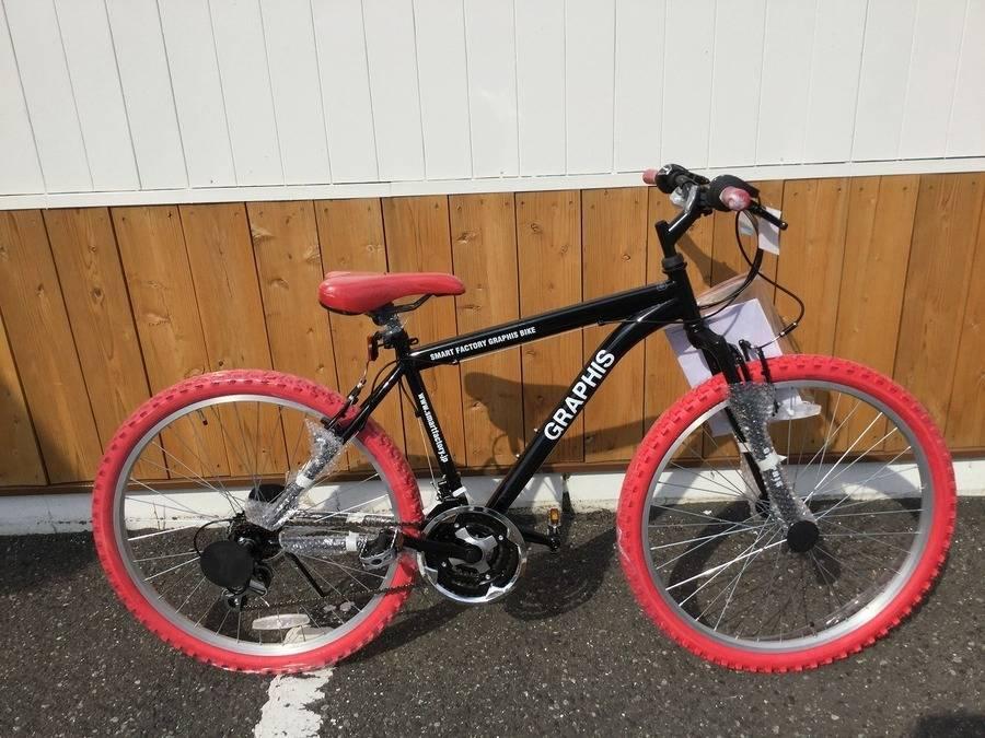 【TFスポーツ岩槻店】大人気!通勤・通学・サイクリングに最適な自転車入荷!