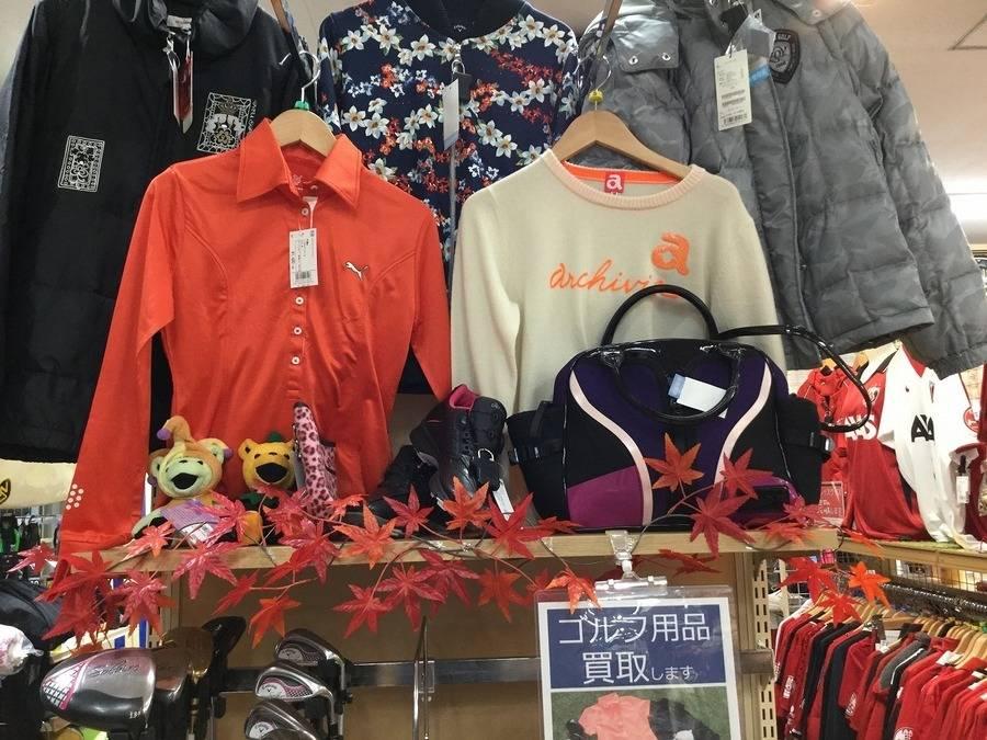 【TFスポーツ岩槻店】ゴルフ用品・ゴルフバッグ・ウェアの中古販売・買取ならトレファクスポーツ岩槻店へ