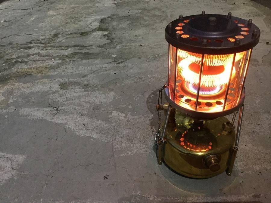 【TFスポーツ岩槻店】冬キャンプに必需品!?武井バーナーのパープルストーブ301Aセット!