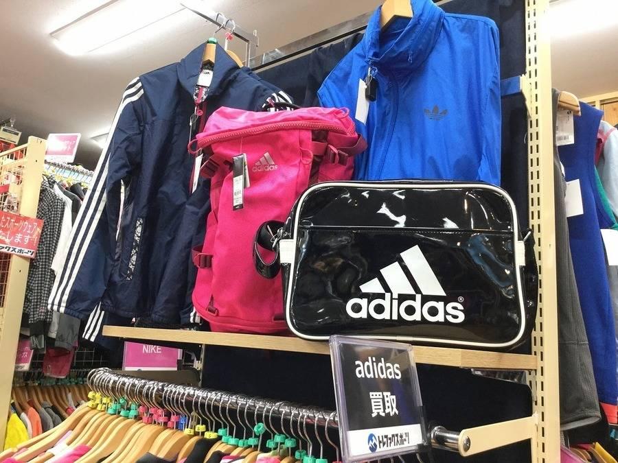 【TFスポーツ岩槻店】買取強化中!!adidas(アディダス)入荷情報!!