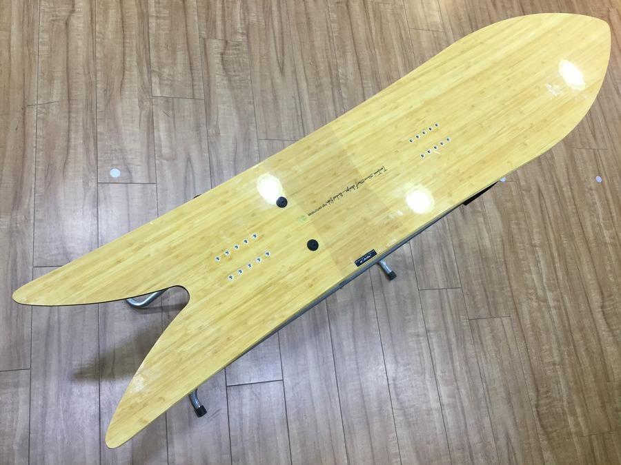 【TFスポーツ岩槻店】国産パウダーボードと言えばこれ!GENTEM STICK(ゲンテンスティック)のROCKET FISH (ロケットフィッシュ)