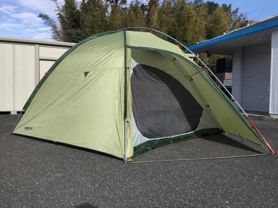 【TFスポーツ岩槻店】希少品!tent-Mark DESIGNS(テンマクデザイン)のグランドハット4が入荷!