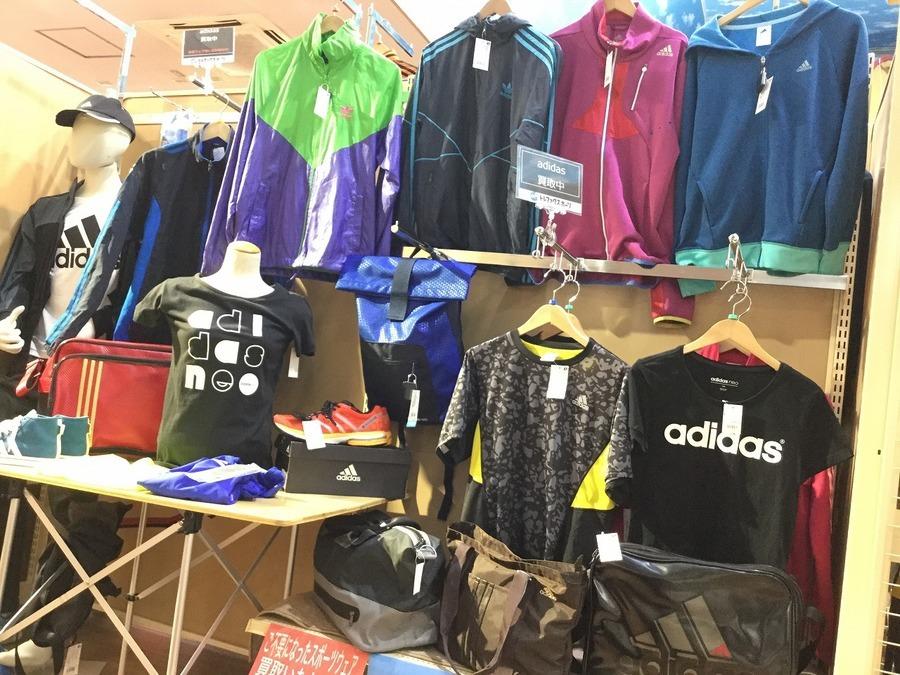 【TFスポーツ岩槻店】adidas(アディダス)買取強化中!!スポーツウェアならトレファクスポーツ岩槻店へ!