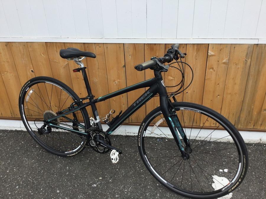 【TREK】女性用クロスバイク 2012 7.5 FX WSD入荷!