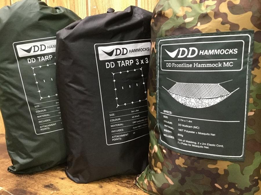 【DDハンモック】大人気!DD HAMMOCKS製品複数入荷!