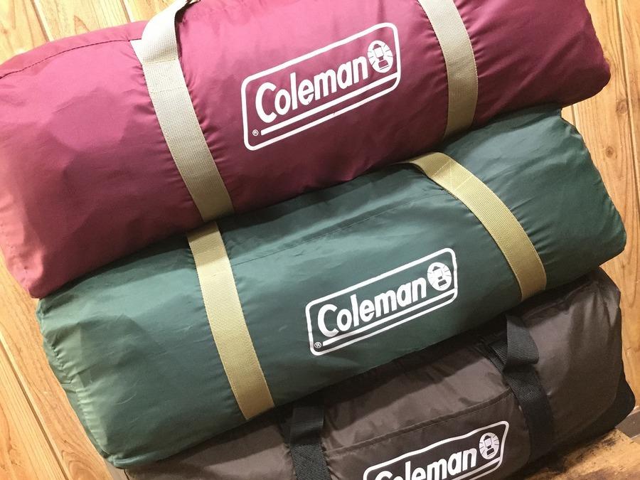 【スマホで購入】コールマンのテントがオンラインでも販売中!