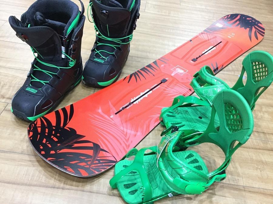【1万円以下多数】お得なスノーボード用品を買うなら今!
