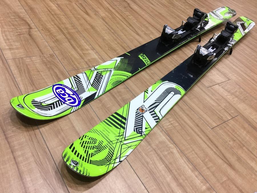 【上級者向け】K2のバックカントリー用スキーのご紹介!