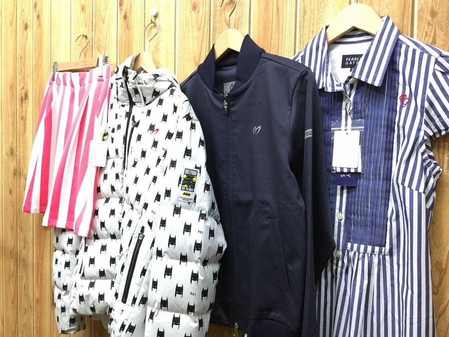 【パーリーゲイツ買取超強化】ゴルフウェア売るなら岩槻店へ!