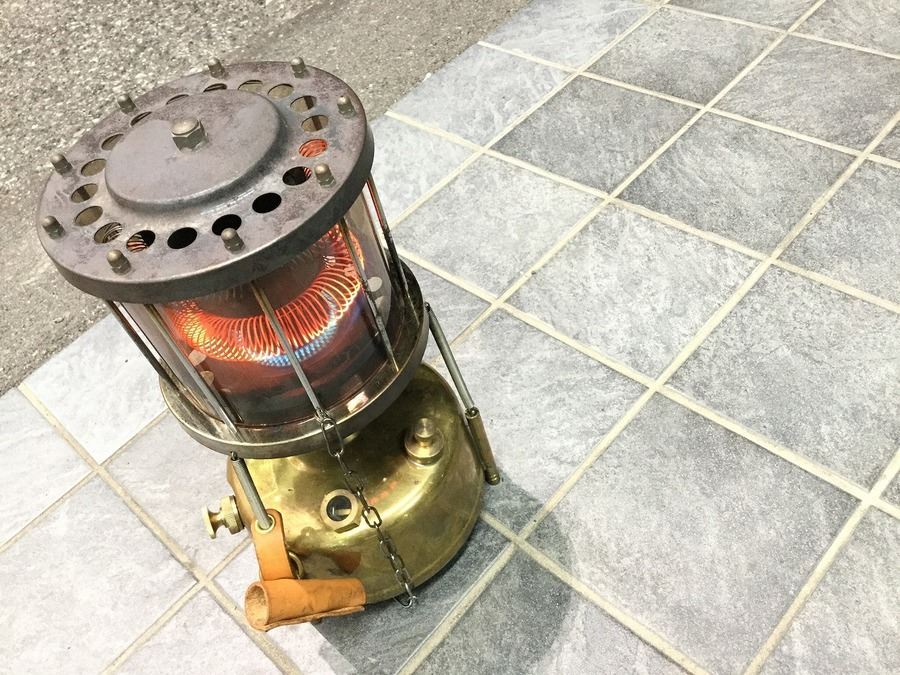 【即売れアイテム】武井バーナーのパープルストーブ301A入荷!