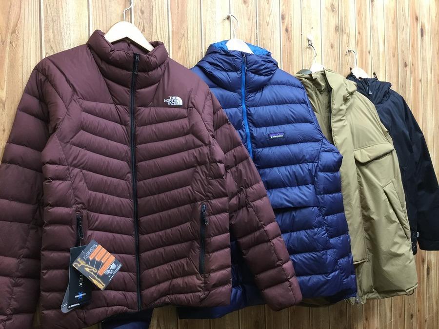 【ダウンジャケット】冬が終われば逆に買い物のチャンス!スマホで購入できます!