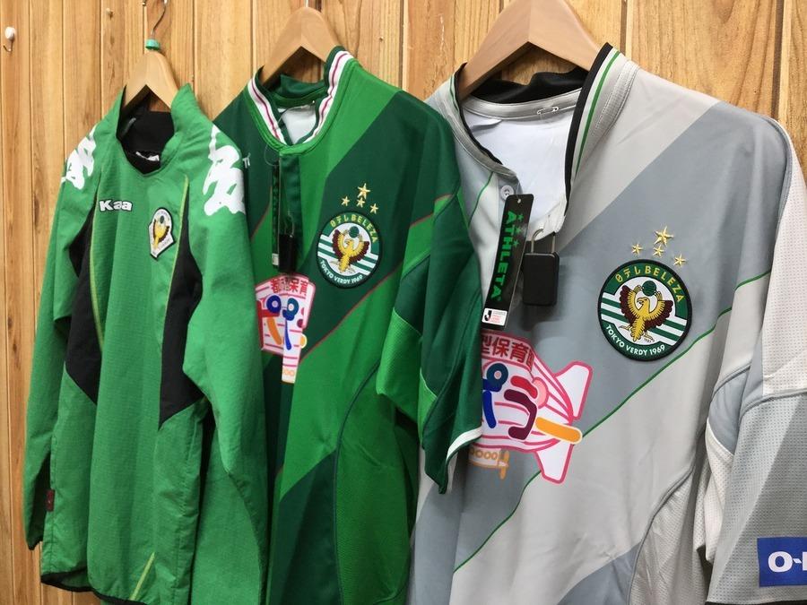 【日テレベレーザ】サッカーユニフォームをスマホで購入できます!