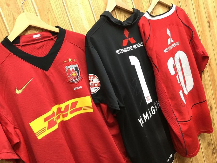 【浦和レッズ】サッカーユニフォームをスマホで購入出来ます!