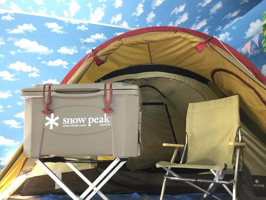 【スノーピーク販売】中古テントやタープをオンライン購入!