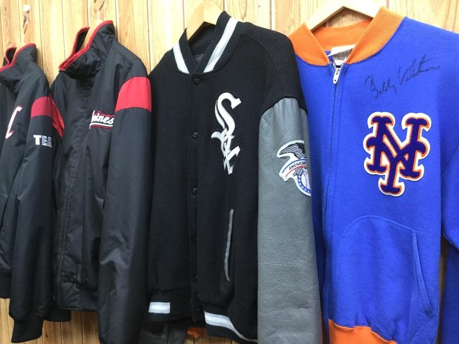 【野球スタジャン買取】秋冬ファッションとして応援として様々取扱いしています!