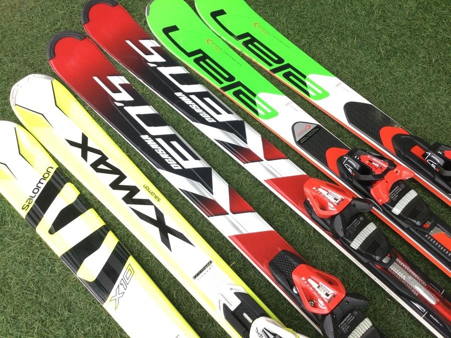 【スキー買取】スマホやPCで購入できる人気ブランド!