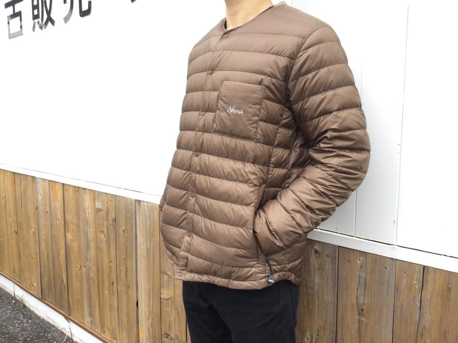 【冬物アウトドア買取】ナンガなど人気ウェアをご紹介!