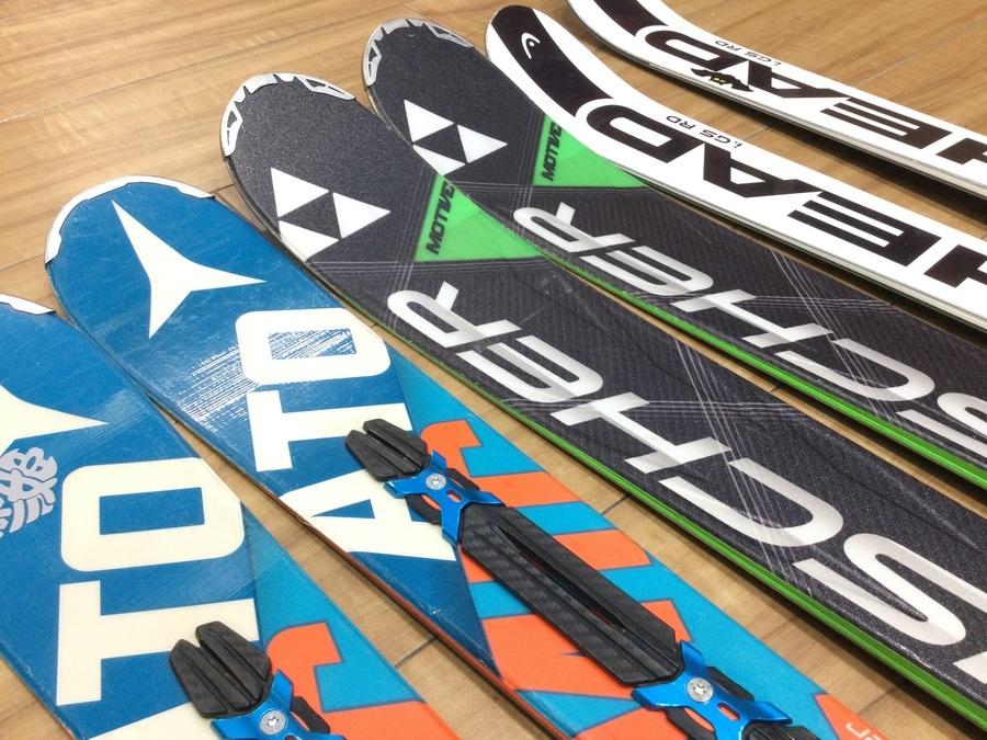 【スキー買取】スマホで簡単にスキーが購入できます!