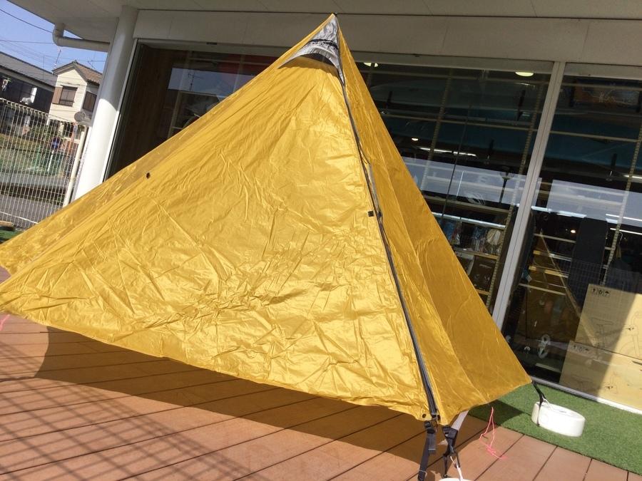 【ソロテント買取】ゴーライトのシャングリラ3がスマホやPCで購入できる!