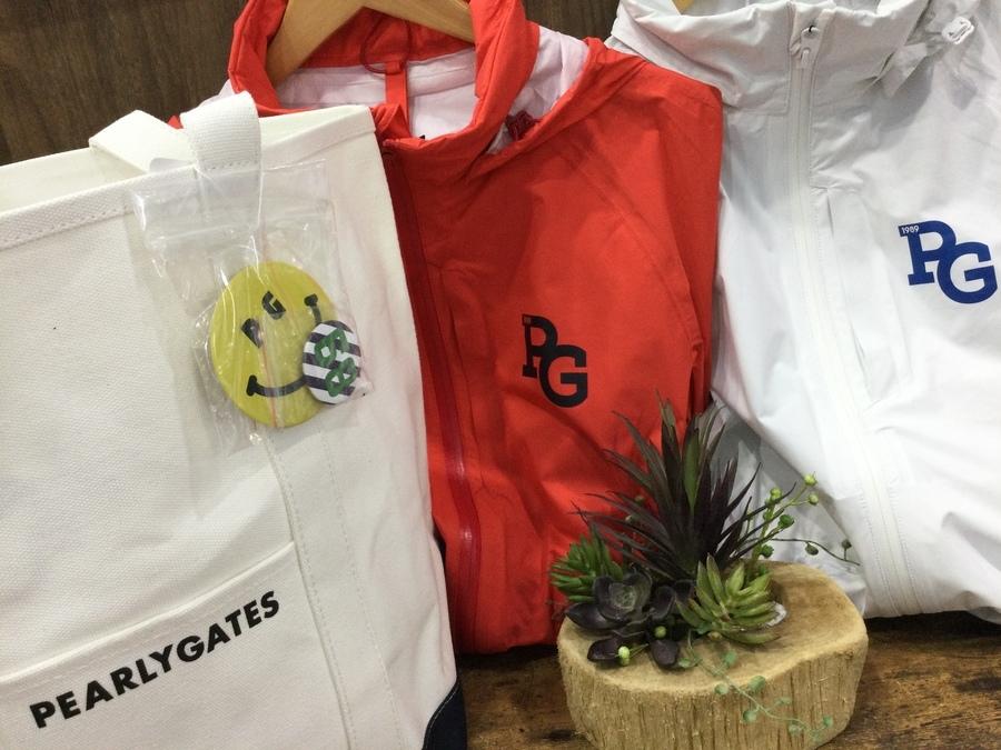 【パーリーゲイツ買取】ゴルフ用品入荷速報!人気ブランド強化!