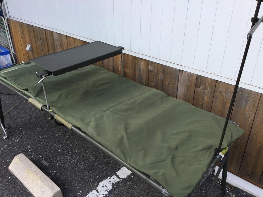 【ミリタリー特価品】米軍ベッドがスマホで購入できる!
