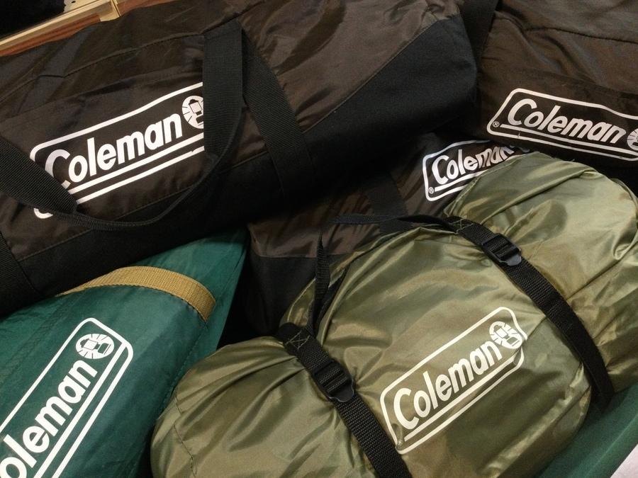 買い替えするならコールマンのお得な中古テント・タープはいかが?