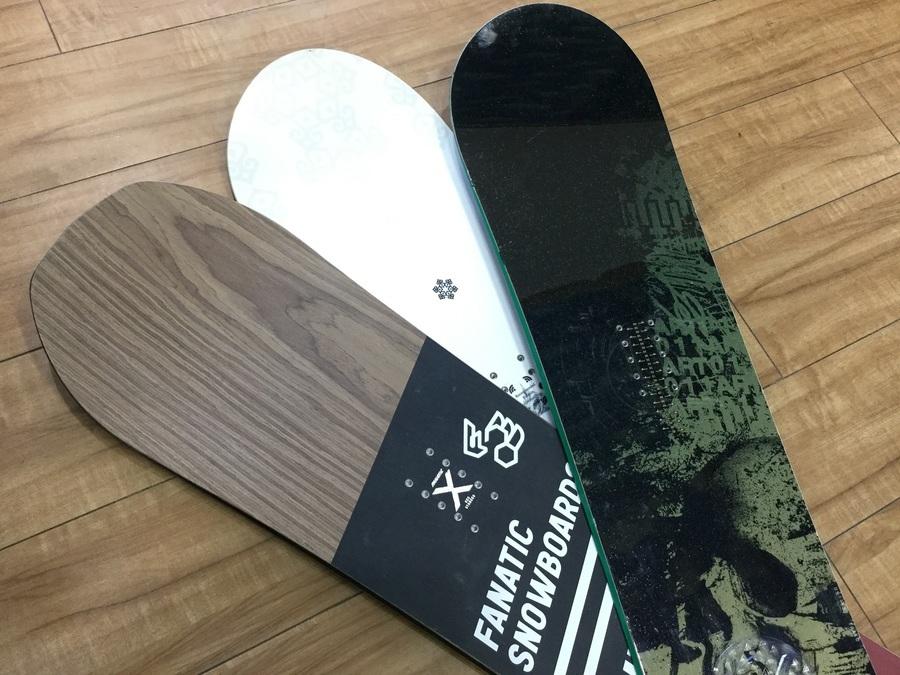 【経験者必見】岩槻店のおすすめスノーボードはこれだ!