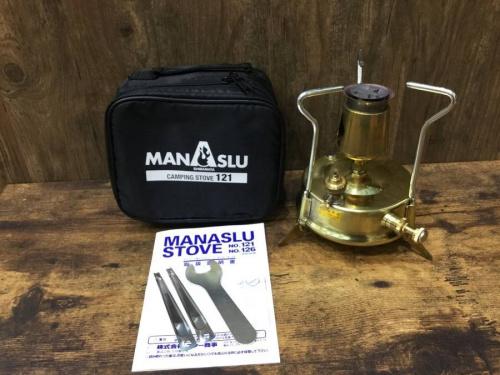 キャンプ用品のMANASLU マナスル 121