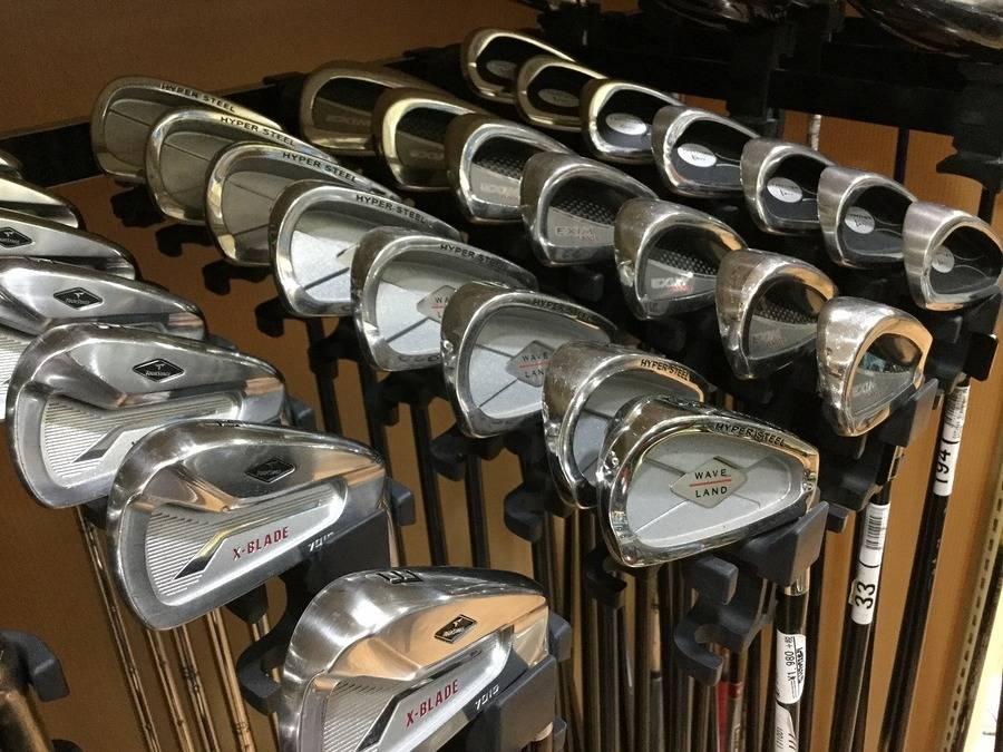 中古ゴルフ用品 中古ゴルフクラブ 中古ゴルフウェアの買取