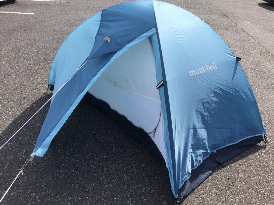 テントのテント 中古 買取