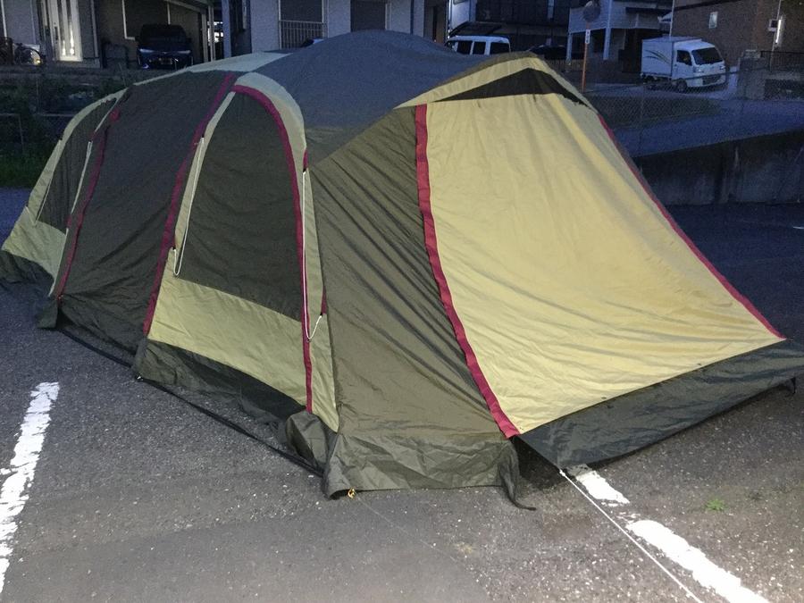 テントのオガワ