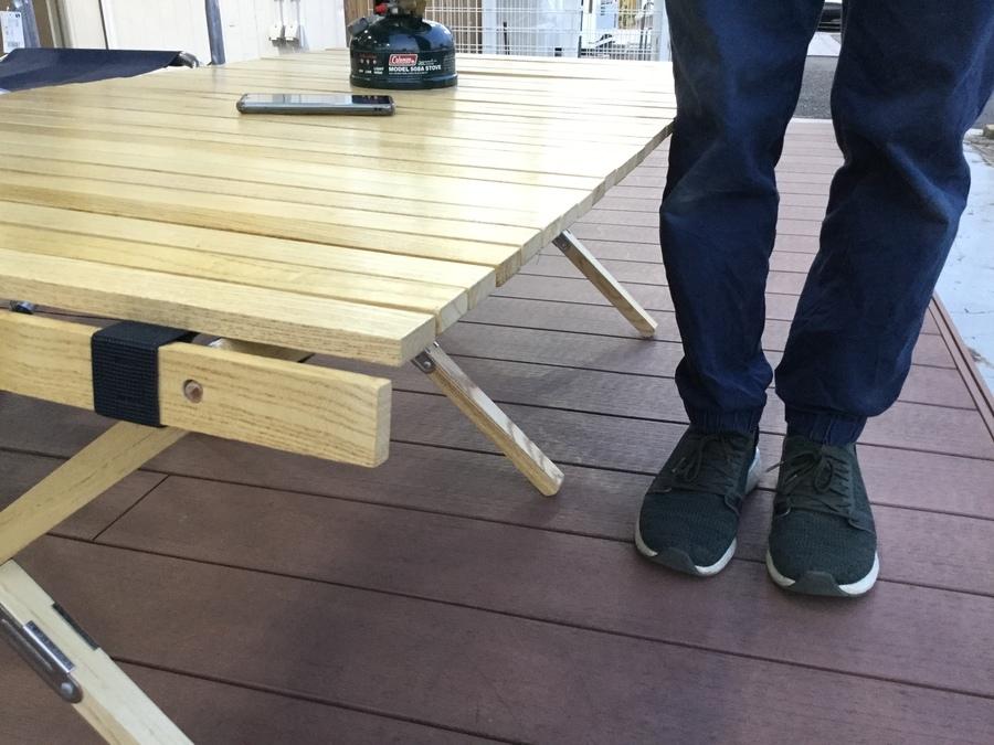 アウトドアテーブルの岩槻 アウトドア用品