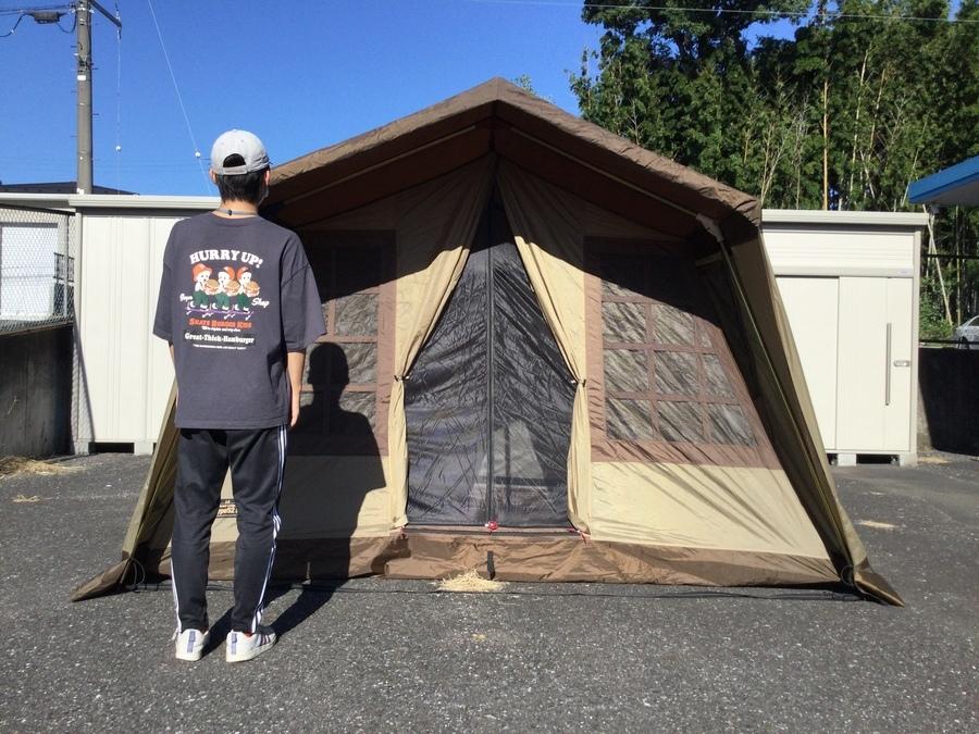 テントのオガワキャンパル